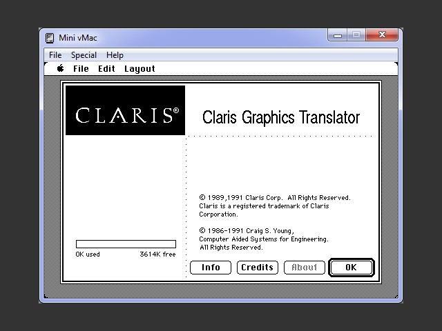 Claris Graphics Translator (1991)