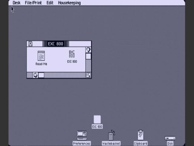 Lisa Office System 800K Driver (1985)