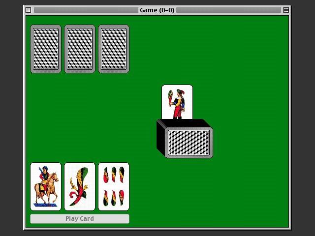 Briscola 1.5 demo (1997)