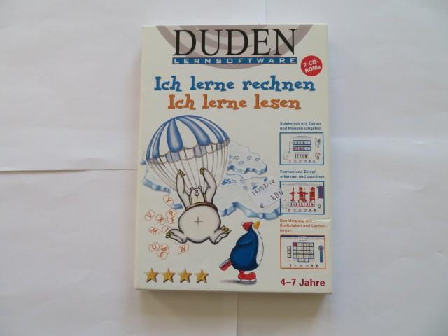 Duden - Ich lerne rechnen/Ich lerne lesen (1998)