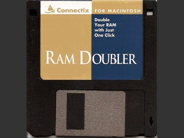 Connectix RAM Doubler 1.5.2 & 1.6.x (1995)