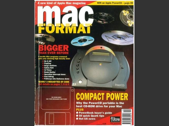 MacFormat 05 (Oct 1993) Magazine & disk (1993)