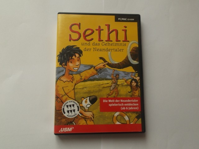 Sethi et la Tribu de Neandertal (2005)