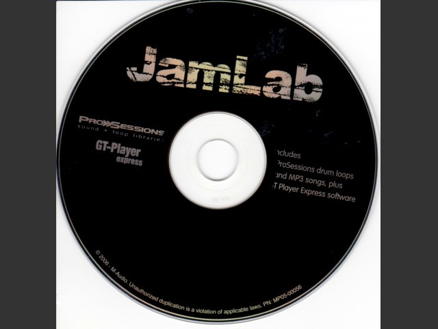 JamLab - GTPlayer Express (2005)