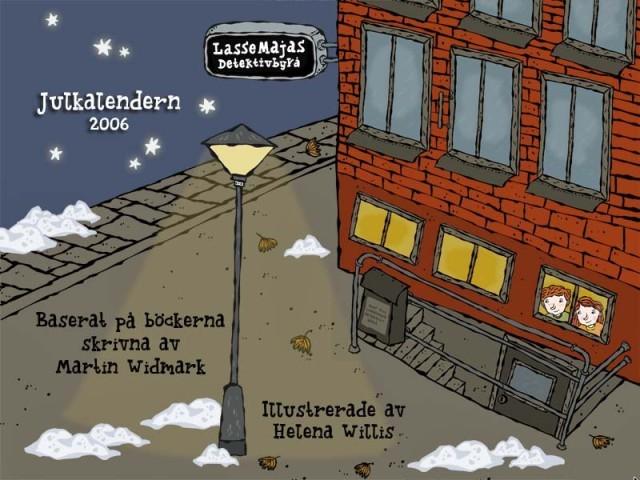 Lassemajas Detektivbyrå (2006)