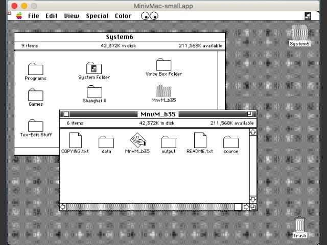 Mini vMac 3.5 Build Environment (0)