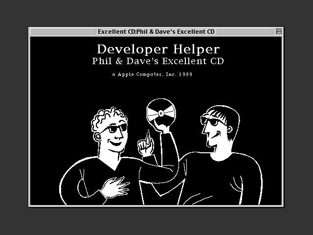 Developer Helper Stack