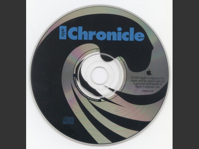 Apple Chronicle (1992)