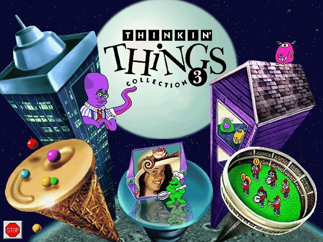Thinkin' Things Collection 3 (1995)