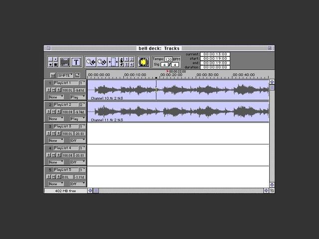 DECK II 2.6.1 (1998)