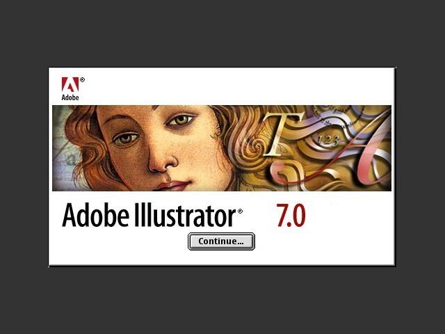 Adobe Illustrator 7 (1997)