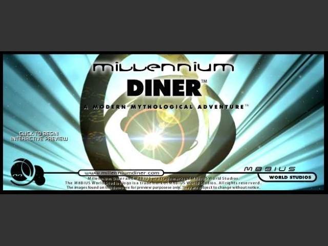Millennium Diner Preview -2