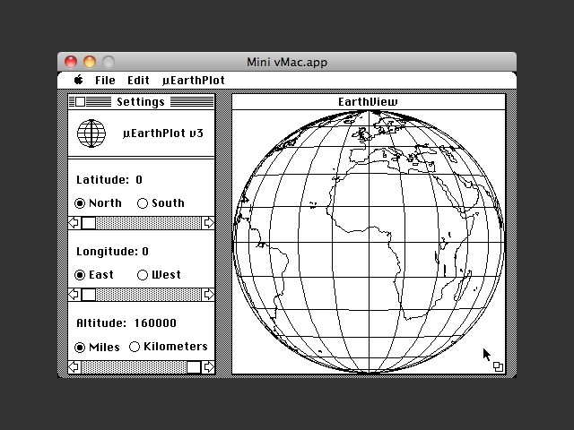 EarthPlot 3.0 (1988)