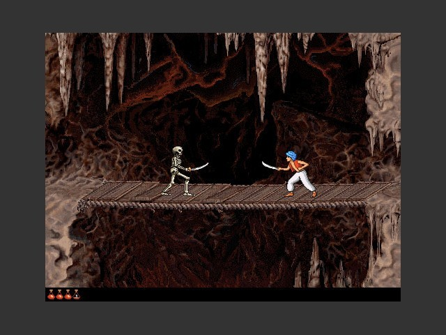 Prince of Persia 2: The Shadow and the Flame (1994)