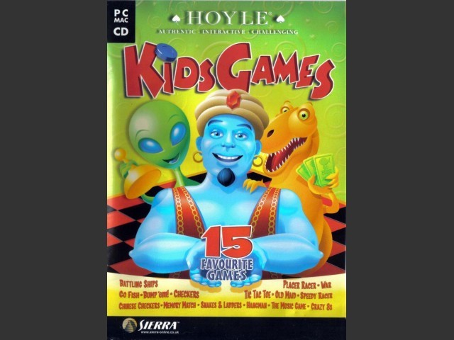 Hoyle Kids' Games (2000)