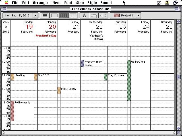 ClockWork 1.0.5 (1998)