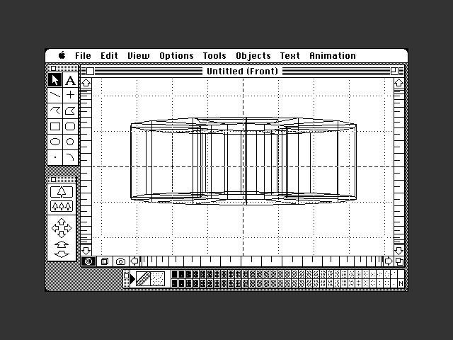 Aldus Super 3D 2.5 (1991)