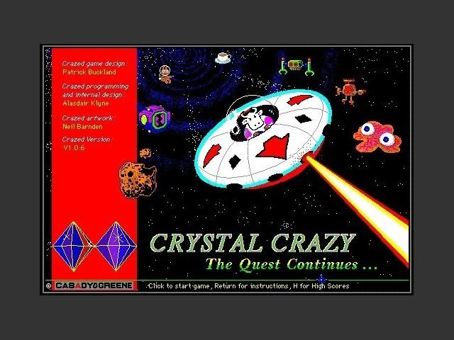 Crystal Crazy (1993)