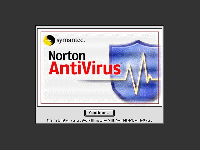 Norton AntiVirus CD 8.0 (2002)