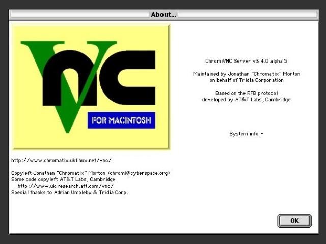 ChromiVNC (2001)