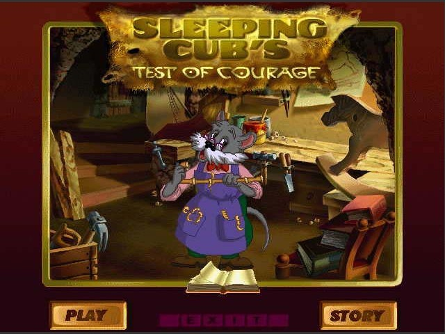 Magic Tales: Sleeping Cub's Test of Courage (1996)