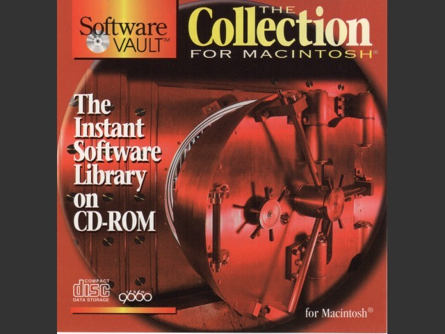 Software Vault | The Collection for Macintosh (1994)
