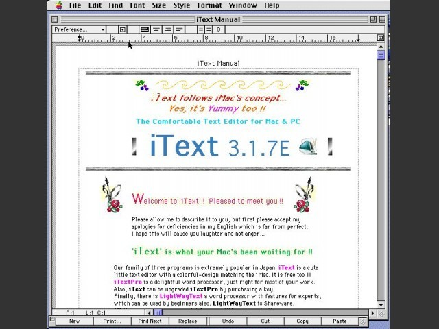 iText (2009)