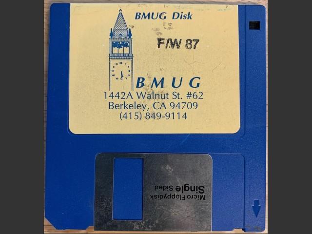 BMUG F/W 87 (1987)