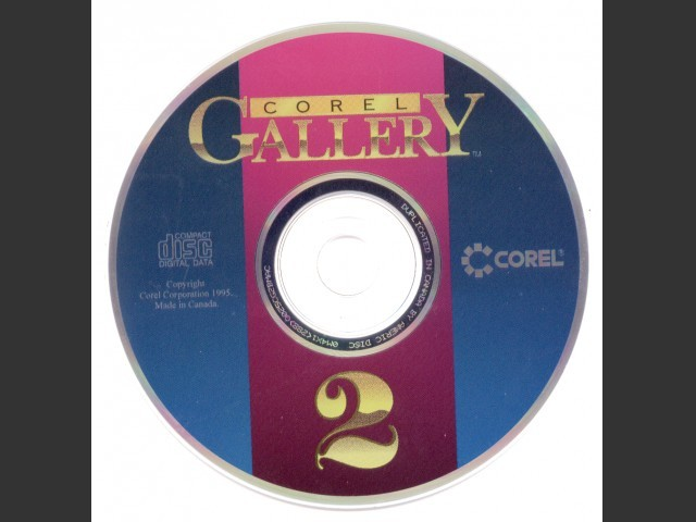 Corel Gallery 2.0 (1995)