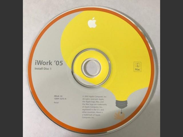 iWork (05, 06, 08, 09) - Macintosh Repository