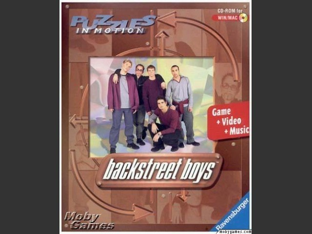 Backstreet Boys: Puzzles In Motion (1999)