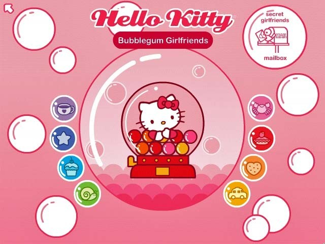 Hello Kitty: Bubblegum Girlfriends (2005)