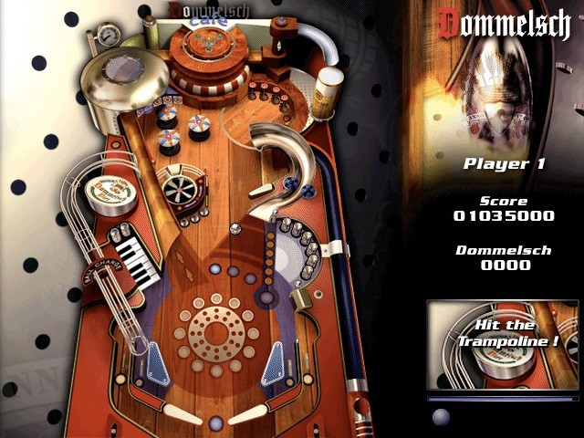 Roll 'm Up! Pinball (1998)