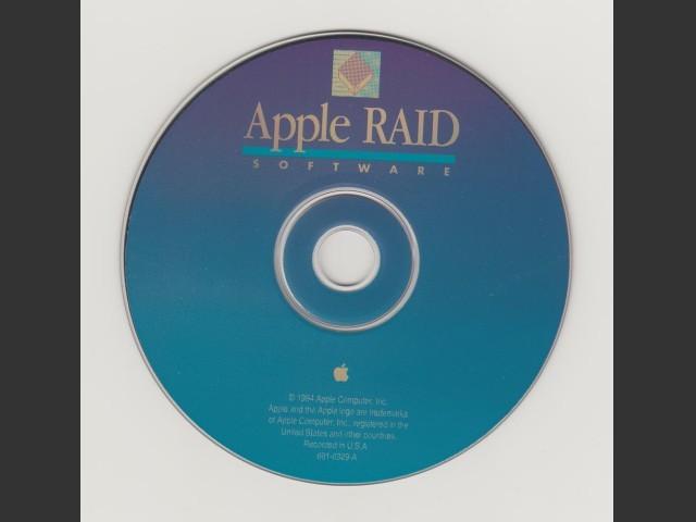Apple RAID (AWS 6150/8150/9150) (1994)