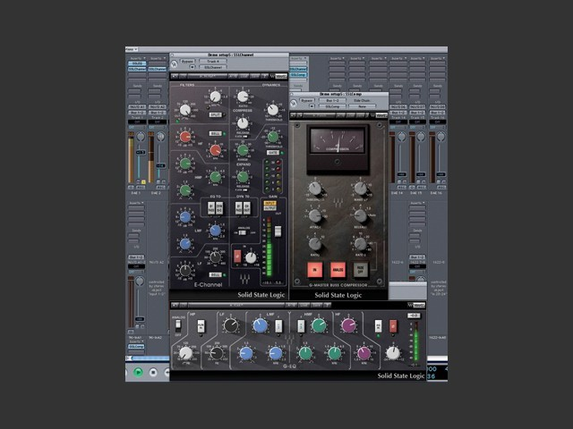 Waves 4.0 + Shells + VST plug-ins (2003)