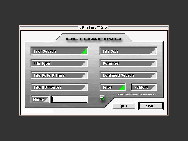 UltraFind 2.5.3 (1997)