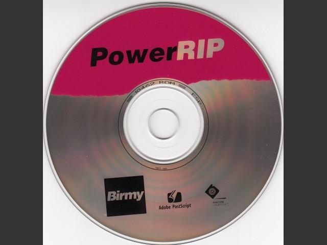 Birmy PowerRIP 4.0r1 (1996)