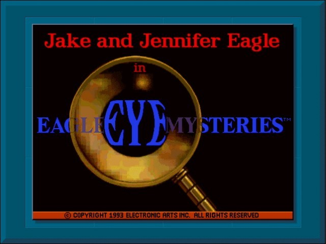 Eagle Eye Mysteries (1993)