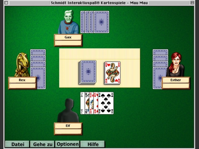 Hoyle Card Games 2001 (2001)