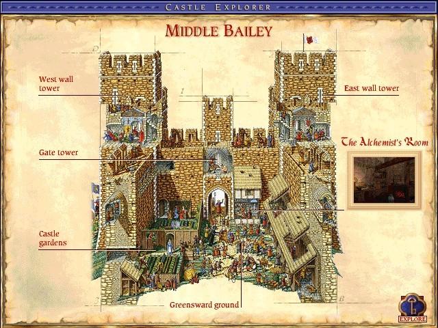 Castle Explorer (1996)