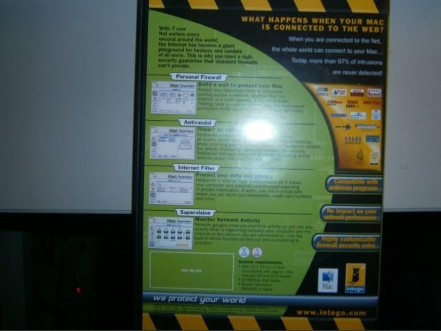 NetBarrier X 3 and NetBarrier 2.2 (2002)