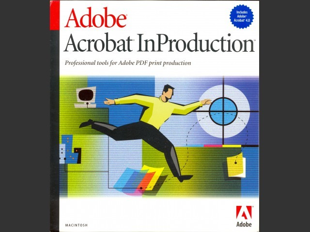 Adobe Acrobat InProduction (2000)