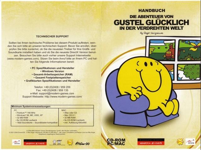Gustel Gluecklich (German) (2004)