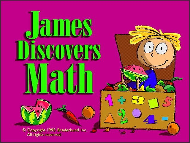 James Discovers Math (1995)