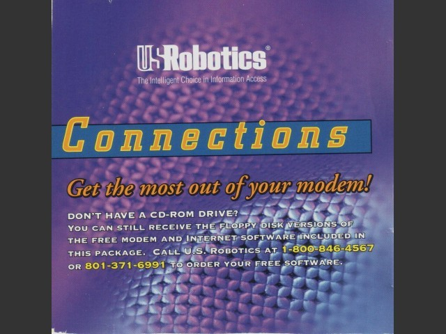 US Robotics Connections Volume 2 (0)