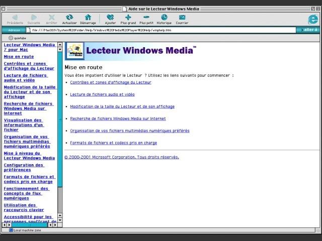 windows media player for mac