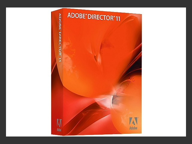 Adobe Director 11.5 (2008)