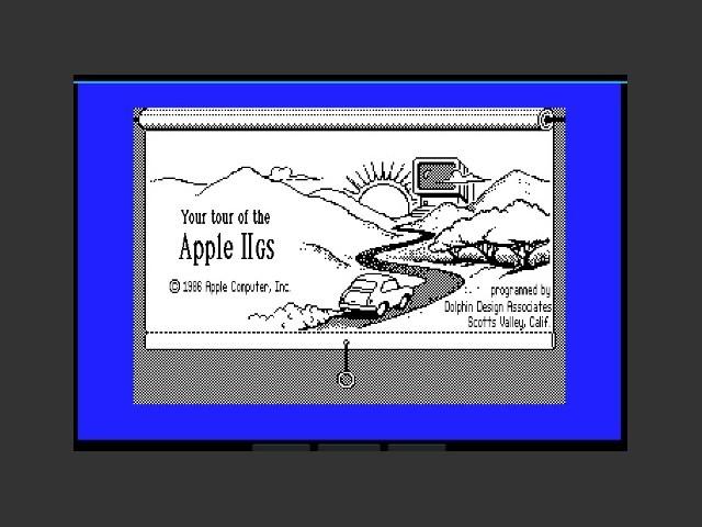 Apple IIgs Tour (1986)