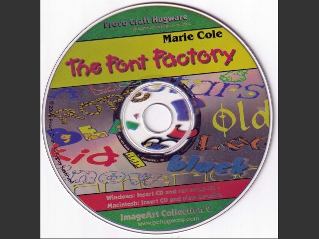 The Font Factory (2000)