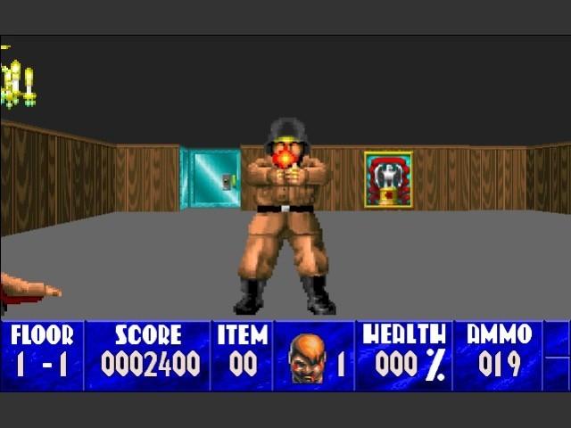 Wolfenstein 3D (1994)